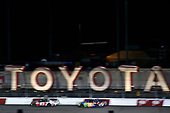 Monster Energy NASCAR Cup Series<br /> Federated Auto Parts 400<br /> Richmond Raceway, Richmond, VA USA<br /> Saturday 9 September 2017<br /> Corey LaJoie, BK Racing, Safeway / LaBella Hair Design Toyota Camry and Kyle Busch, Joe Gibbs Racing, M&M's Caramel Toyota Camry<br /> World Copyright: Nigel Kinrade<br /> LAT Images