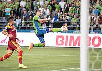 Seattle Sounders vs Real Salt Lake, Sept. 12, 2014