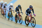 Leung Bo Yee of the Ligne 8- CSR competes in Women Elite - Omnium I Scratch 7.5KM during the Hong Kong Track Cycling National Championship 2017 on 25 March 2017 at Hong Kong Velodrome, in Hong Kong, China. Photo by Chris Wong / Power Sport Images