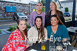 Enjoying the evening out in the Ashe Hotel on Thursday. Seated l to r: Lisa Healy, Emma Nolan and Karen O'Carroll. Back l to r: Michelle Daly and Grainne O'Connor.