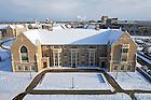 Mar. 21, 2013; Stayer Center. Photo by Barbara Johnston/University of Notre Dame