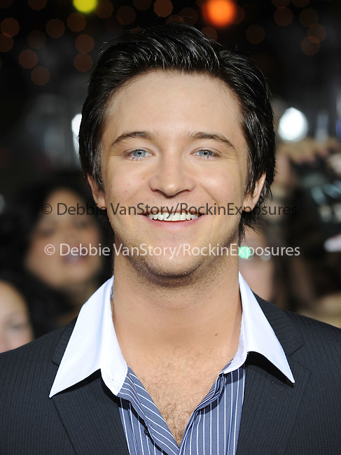 """Michael Welch at Summit Entertainment's highly anticipated Premiere of """"Twilight"""" held at The Mann's Village Theatre in Westwood, California on November 17,2008                                                                     Copyright 2008 Debbie VanStory/RockinExposures"""