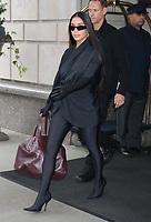 OCT 05 Kim Kardashian-West Seen In NYC