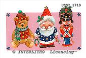 GIORDANO, CHRISTMAS ANIMALS, WEIHNACHTEN TIERE, NAVIDAD ANIMALES, paintings+++++,USGI1719,#XA#