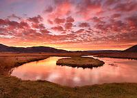 1790 Early River Sunrise