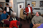 Antrobus Soul Caking Play. Antrobus Cheshire UK. Harquelin Theatre Folk  Club evening Plumley. 2012.
