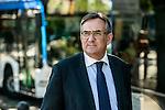 Maxime TOMMASINI, Président du Conseil d'Administration<br /> RTM - Personnel et matériel RTM - Régie des Transports Marseillais - Marseille