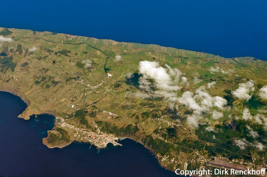 Insel Sao Jorge, Azoren, Portugal