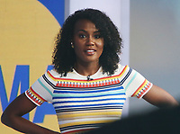 NEW YORK, NY - MAY 3: Janai Norman on the set of Good Morning America in New York City on May 03, 2021. Credit: RW/MediaPunch