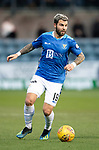 Dundee v St Johnstone…29.12.18…   Dens Park    SPFL<br />Richard Foster<br />Picture by Graeme Hart. <br />Copyright Perthshire Picture Agency<br />Tel: 01738 623350  Mobile: 07990 594431