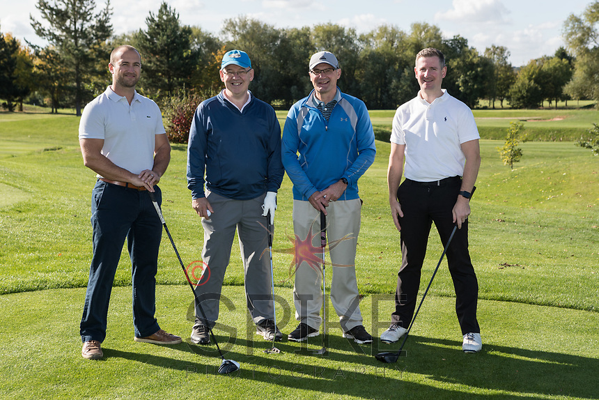 From left are Paul Price, Tony Bostock, Russ Kilner and Colin Aitkenhead of Team CYPG