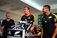 150527 Rugby - Julian Savea & Brodie Retallick Contract Renewals