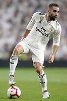 Real Madrid's Daniel Carvajal during La Liga match. August 19,2018.  *** Local Caption *** © pixathlon<br /> Contact: +49-40-22 63 02 60 , info@pixathlon.de