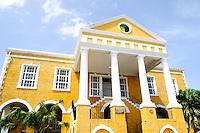 Falmouth Courthouse in Falmouth, Jamaica.Jamaica Tourism.