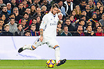 Real Madrid's Sergio Ramos during spanish La Liga match between Futbol Club Barcelona and Real Madrid  at Camp Nou Stadium in Barcelona , Spain. Decembe r03, 2016. (ALTERPHOTOS/Rodrigo Jimenez)