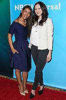 PASADENA, CA, USA - APRIL 08: Daniella Alonso, Jill Flint at the NBCUniversal Summer Press Day 2014 held at The Langham Huntington Hotel and Spa on April 8, 2014 in Pasadena, California, United States. (Photo by Xavier Collin/Celebrity Monitor)