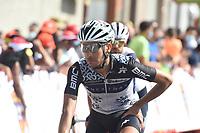 3rd September 2021; Tapia to Monforde de Lemos, Asturias, Spain; stage 19 of Vuelta a Espanya cycling tour;  Qhubeka - Nexthash Aru, Fabio Monforte De Lemos