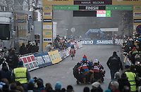 Mathieu Van der Poel (NED/Beobank-Corendon) wins the <br /> UCI Cyclocross World Cup Namur/Belgium 2016