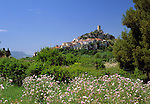 Italy, Sardinia, Posada: Castello della Fava