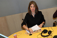 """Do the right thing"", fair of the critical consumption and the sustainable styles of life, the American writer Naomi Klein....- ""Fa la cosa giusta"",  fiera del consumo critico e degli stili di vita sostenibili, la scrittrice americana Naomi Klein"