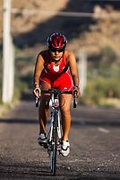 Nanci Molina Cuevas de 14 años.<br /> Triatlon