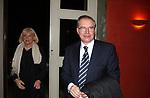 GIUSY E GUGLIELMO EPIFANI<br /> PARTY  PER LA PRESIDENZA DEL CONSIGLIO D'EUROPA<br /> RESIDENZA DELL'AMBASCIATORE TEDESCO - VILLA ALMONE     ROMA 2007