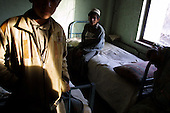 Kabul, Afghanistan<br /> November 2001<br /> <br /> An orphanage for boys after decades of war in Afghanistan between several warring fractions.