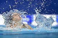 MECHNIG Lara / SCHIERSCHER Marluce LIE <br /> DUET FREE Final <br /> Artistic Swimming<br /> Budapest  - Hungary  14/5/2021<br /> Duna Arena<br /> XXXV LEN European Aquatic Championships<br /> Photo Andrea Staccioli / Deepbluemedia / Insidefoto