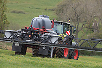 29-4-2021 Spraying cereals in Rutland<br /> ©Tim Scrivener Photographer 07850 303986<br />      ....Covering Agriculture In The UK....