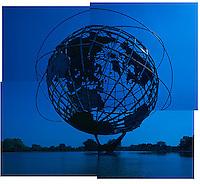 Unisphere Quartered<br />