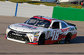 NASCAR XFINITY Series<br /> American Ethanol E15 250 presented by Enogen<br /> Iowa Speedway, Newton, IA USA<br /> Saturday 24 June 2017<br /> Kyle Benjamin, SportClips Toyota Camry<br /> World Copyright: Russell LaBounty<br /> LAT Images