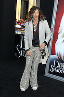 Steven Tyler at the premiere of Warner Bros. Pictures' 'Dark Shadows' at Grauman's Chinese Theatre on May 7, 2012 in Hollywood, California. ©mpi26/ MediaPunch Inc.