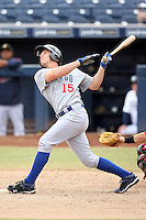 Josh Vitters - Mesa Solar Sox - 2010 Arizona Fall League.Photo by:  Bill Mitchell/Four Seam Images..