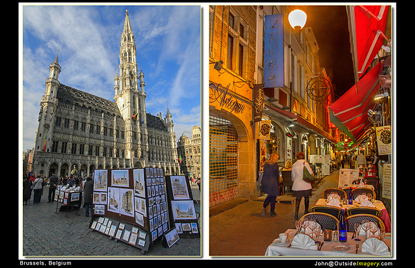 Belgium, Brussels.  <br />