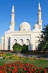 United Arab Emirates, Dubai: The Jumeirah Mosque
