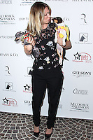 """BEVERLY HILLS, CA - OCTOBER 27: Actress Kaley Cuoco arrives at the """"Bow Wow Beverly Hills"""" Presents The Big Bark Theory Halloween Event benefiting The Amanda Foundation held at Two Rodeo Drive on October 27, 2013 in Beverly Hills, California. (Photo by Xavier Collin/Celebrity Monitor)"""