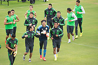 Mexico Training, June 14, 2014