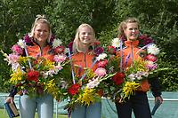 KAATSEN, Witmarsum, 01-08-2021, Hoofdklasse kaatsen, ©foto Martin de Jong