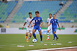 Iran vs Thailand during the 2014 AFC U19 Mens Championship group A match on October 09, 2015 at the Thuwunna Stadium, in Yangon, Myanmar. Photo by World Sport Group