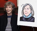 Eileen Atkins Sardi's Portrait Unveiling
