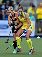 161117 International Women's Hockey - NZ Black Sticks v Australia