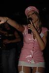 RITA RUSIC OSPITE D'ONORE DELLA SERATA DI APERTURA MUCCASSASSINA  ROMA 2007