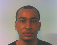 """Pictured: Dwayne Godfrey O'Rourke-Fuller<br /> Re: Shane Peter Powell and Dwayne Godfrey O'Rourke-Fuller who played a part in a courier fraud scam following a detailed two-year police investigation, have been jailed by Merthyr Tydfil Crown Court, Wales, UK.<br /> The pair were believed to have formed part of a wider network of scammers who cold-called potential victims and claimed to be police officers.<br /> They were arrested by Dyfed-Powys Police as they arrived at an elderly woman's Brecon home in March 2019 after she had been convinced over the phone to withdraw £4,000 from her bank account.<br /> The victim had received a phone call from a man claiming to be a police officer investigating a fraud offence. She was told her bank card had been used to withdraw £600 and that a man had been arrested – with the caller giving false police badge and crime reference numbers over the phone.<br /> DC Damian Gillespie, officer in case, said: """"The victim raised concerns that the call was a scam, and in an effort to convince her he was truly a police officer, the caller reassured her that she could phone 999 for confirmation.<br /> """"She did this, but as the phone line was not disconnected between calls, she was still speaking with the suspect, who managed to convince her the named officer and fraud team did exist.""""<br /> Having gained her trust, the caller asked the victim to support a fraud investigation by withdrawing £4,000 from her bank account. The scammer went as far as instructing her to say the money was for home renovations if she was questioned.<br /> After taking the money out of her account, the victim was asked to read the serial numbers from three notes. She was told they were """"duffs"""" and needed to be examined by officers.<br /> """"Thankfully, she became so concerned that she told a family member about the incident, who reported it to police,"""" DC Gillespie said.<br /> """"Their good judgement in reporting it immediately to us gave officers a chance to intercept the"""