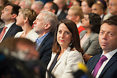 Liz Kendall at Labour Party leadership election result Westminster London