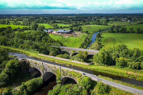 The €12 million scenic Greenway runs through Kildare, Meath, Westmeath and Longford