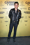"Spanish actor Eduardo Casanova attend the Premiere of the movie ""Carmina y Amen"" at the Callao Cinema in Madrid, Spain. April 28, 2014. (ALTERPHOTOS/Carlos Dafonte)"