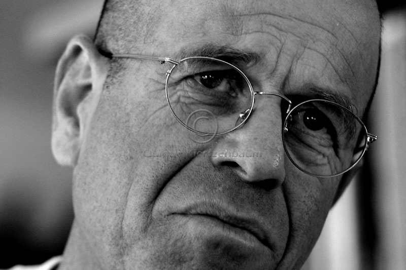 AVRAHAM BURG, former Speaker of the Knesset in Israel (1999-2003). He has been active in politics as a leader in the Labour Party and the One Israel party. Photo by Quique Kierszenbaum / The Independent Mag.