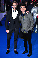 """Bruno Tonioli<br /> arriving for the """"Mary Poppins Returns"""" premiere at the Royal Albert Hall, London<br /> <br /> ©Ash Knotek  D3467  12/12/2018"""