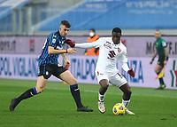 Bergamo  06-02-2021<br /> Stadio Atleti d'Italia<br /> Serie A  Tim 2020/21<br /> Atalanta- Torino nella foto:    Singu                                                    <br /> Antonio Saia Kines Milano