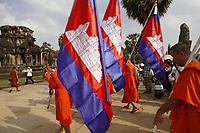 Buddha Festival, May 17 and 18 in angkor Wat